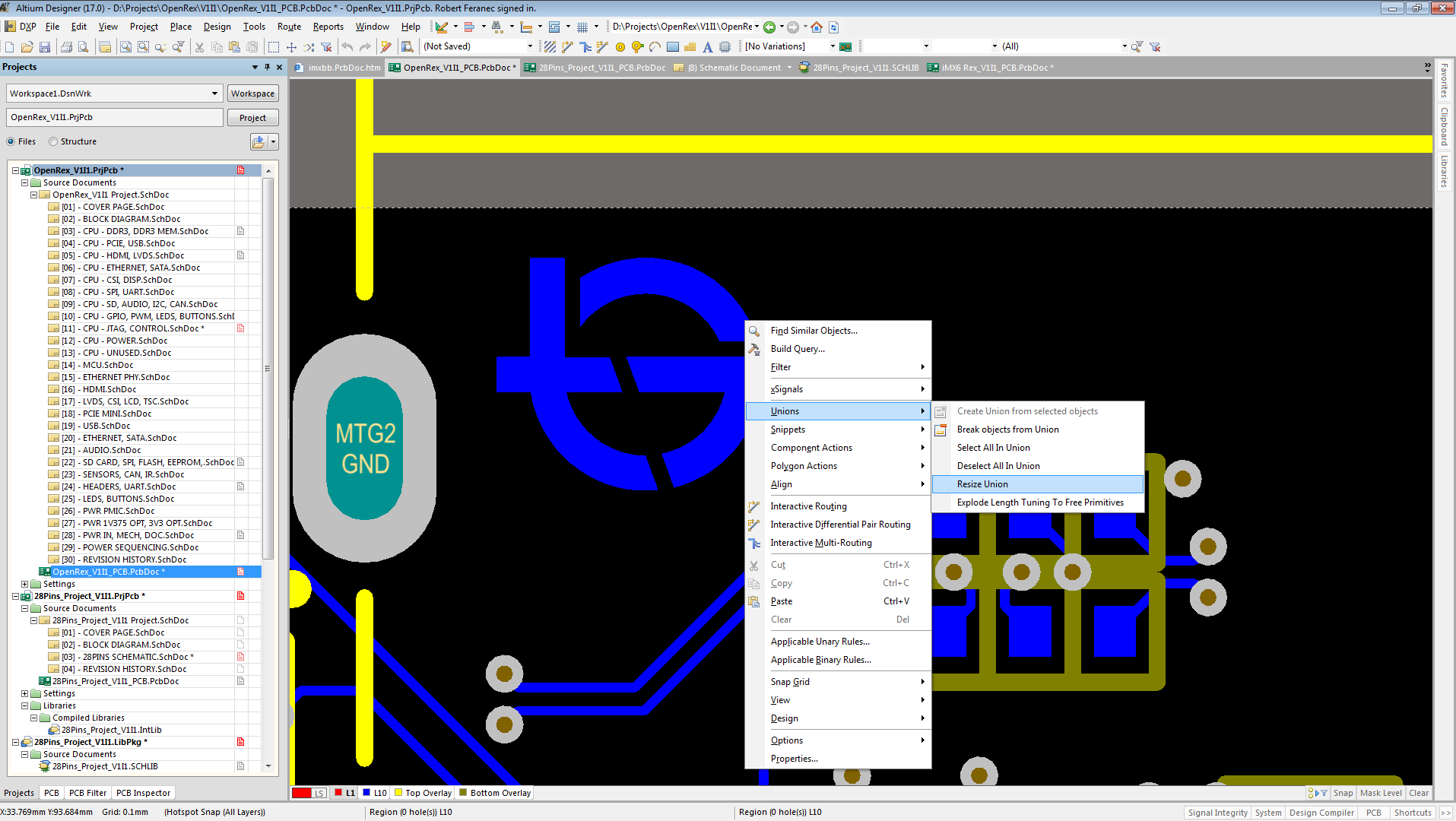 Importing  dxf file to Altium - FEDEVEL Forum